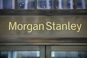 Morgan Stanley osiągnął w drugim kwartale najwyższy przychód w swojej historii