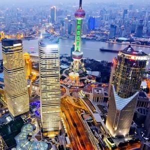 shanghai chiny