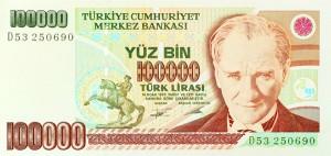 turcja lira