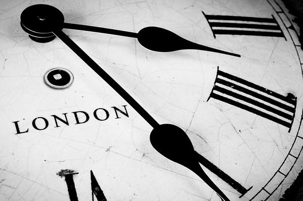 zegar londyn