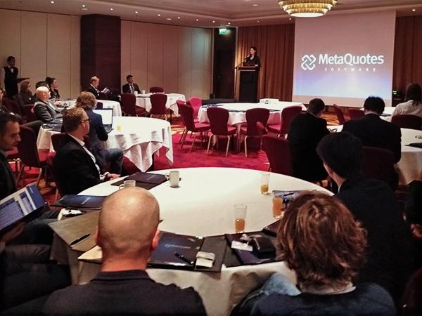 Seminarium na temat korzyści wynikających ze stosowania platformy MetaTrader 5 oraz bramy do WSE.