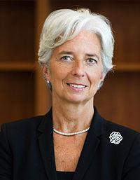 """""""Cięcia w budżecie Federalnym są niewłaściwe"""" - szefowa IMF, Christine Lagarde"""