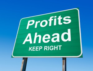 profits-ahead-sign