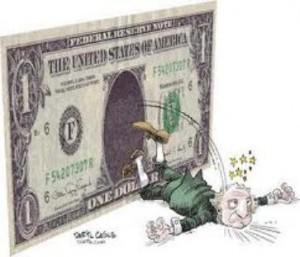 Słabe dane z USA - co na to dolar?