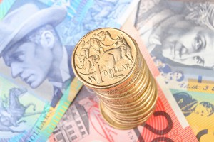 AUD/NZD - spadki spowodowane możliwą obniżką ratingu Australii