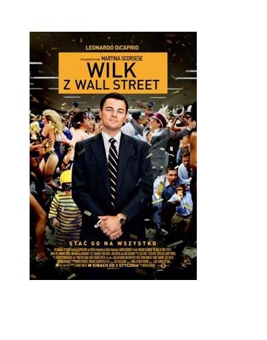 Wilk z Wall Street - film o zdeprawowanych sprzedawcach.