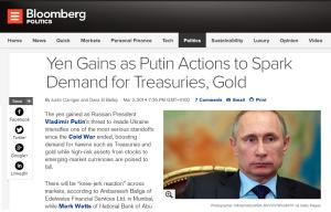 Ukraina na krawędzi wojny z Rosja - ceny w premarket.
