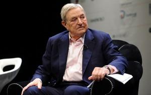 """Soros: """"jesteśmy w najgorszym kryzysie od II wojny światowej""""."""