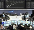 Low Euro brings DAX back in the plus