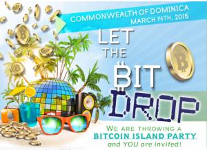 """Otwarte zaproszenie na Bitcoinową imprezę """"The Bit Drop"""""""
