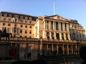 O 13:00 poznamy decyzję BoE ws. stóp procentowych
