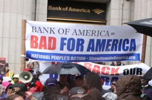 """Bank Amerki = Zły dla Ameryki"""