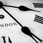 London Clock face slider