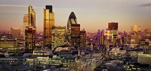 City of London slider