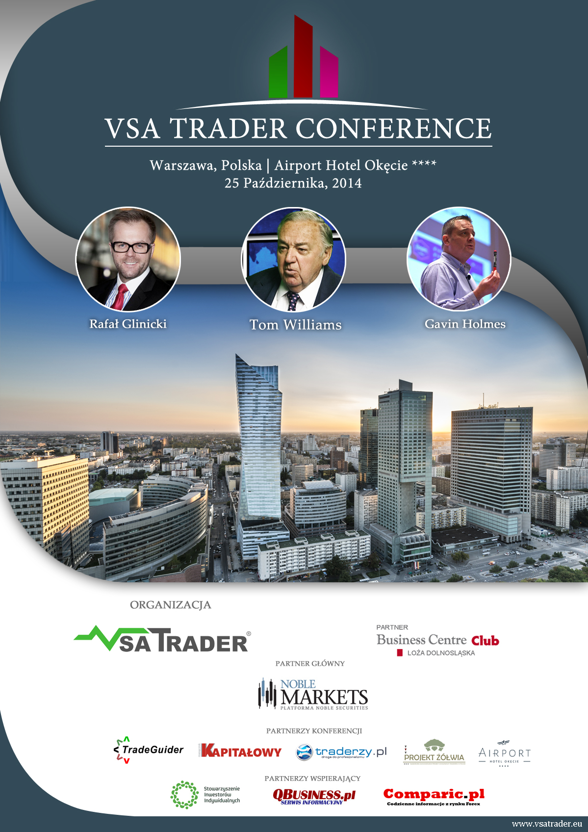 Forex trader conference