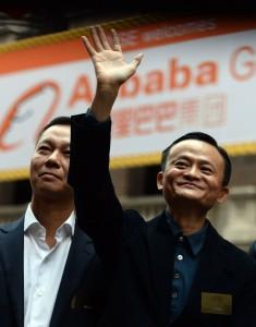 Jack Ma - założyciel Alibaby - na pewno ma powody do radości