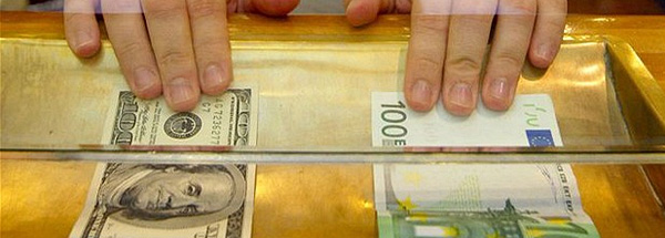 Dollar Euro Cashier