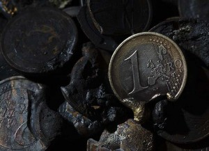 Bez QE strefie euro grozi deflacja?