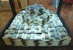 """5 milionów dolarów to suma """"nieistotna"""" dla Deutsche Banku"""