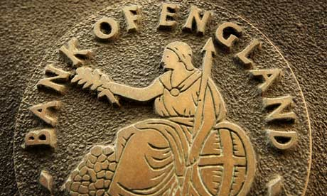 Logo Bank of England