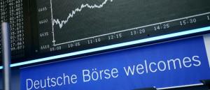 Deutsche Boerse spodziewa się silnych osunięć na EUR/USD