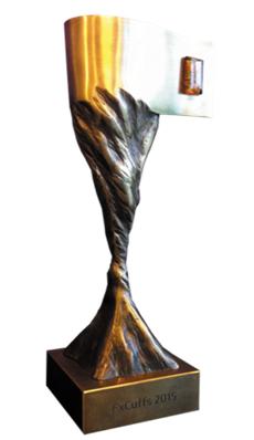 FXCuffs statuetka