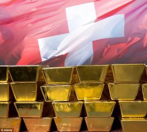 Szwajcarzy chcą swojego złota