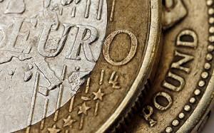 Kurs euro (EUR/GBP) najwyżej od lipca po decyzji EBC. Bank nie zmienił stóp
