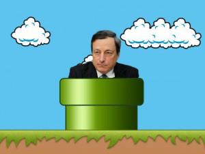 O co dziennikarze pytać będą Mario Draghi'ego?
