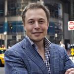 Ojciec sukscesu - Elon Musk