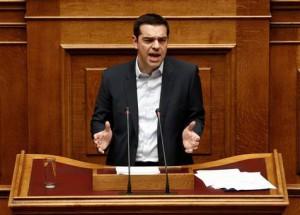 Premier Tsipras i Syriza nie wywiązały się do tej z przedwyborczych obietnic
