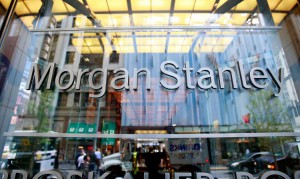 Logo banku Morgan Stanley