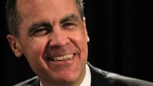 Konferencja prasowa Marka Carneya ratuje funta po silnych spadkach