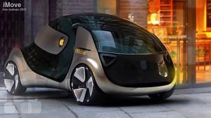 W Internecie znajdujemy wiele konceptów Apple Car