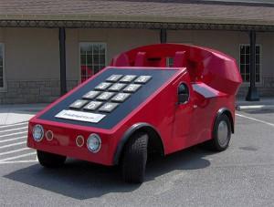Od telefonów do branży motoryzacyjnej