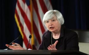 """Bitcoin (BTC) powyżej 46 000 USD. Kryptowaluty mogą grozić """"eksplozją ryzyka"""", ostrzega Yellen"""