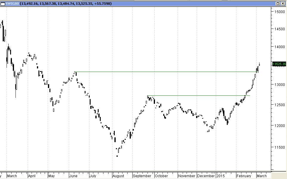 SWIG80 - wykres dzienny