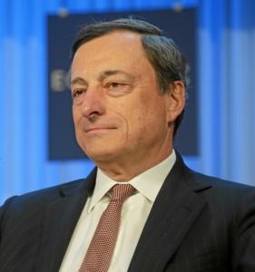 Mario Draghi, obecny prezes ECB