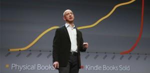 Koniec tygodnia był dla Jeffa Bezosa CEO Amazonu wyjątkowo szczęśliwy. Wszystko za sprawą kwartalnych wyników kierowanej przez niego firmy.