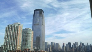 Goldman Sachs, Jersey City