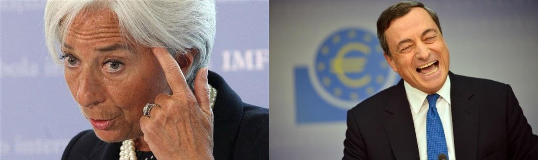 MFW nie chce iść na ustępstwa Grecji. Całkowicie inne podejście ma ECB