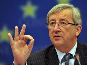 Jean-Claude Juncker, przewodniczący KE