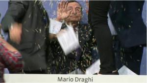 Draghi gets trashed at ECB presser