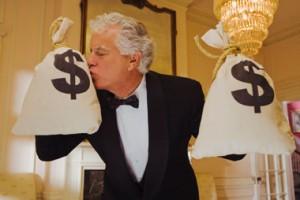 milionerzy stajasię coraz bogatsi