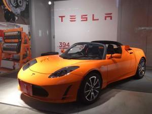 Kurs akcji Tesla