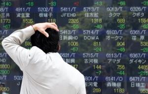 Nikkei wypadł lepiej od europejskich giełd podczas środowej sesji