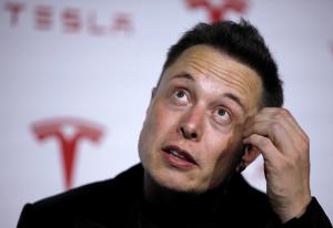 Elon Musk, prezes Tesla Corp.