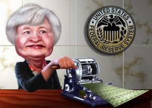 Według cześci obserwatorów J. Yellen chętniej luzowałaby politykę niż ją normalizowała