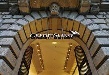 Logo Credit Suisse