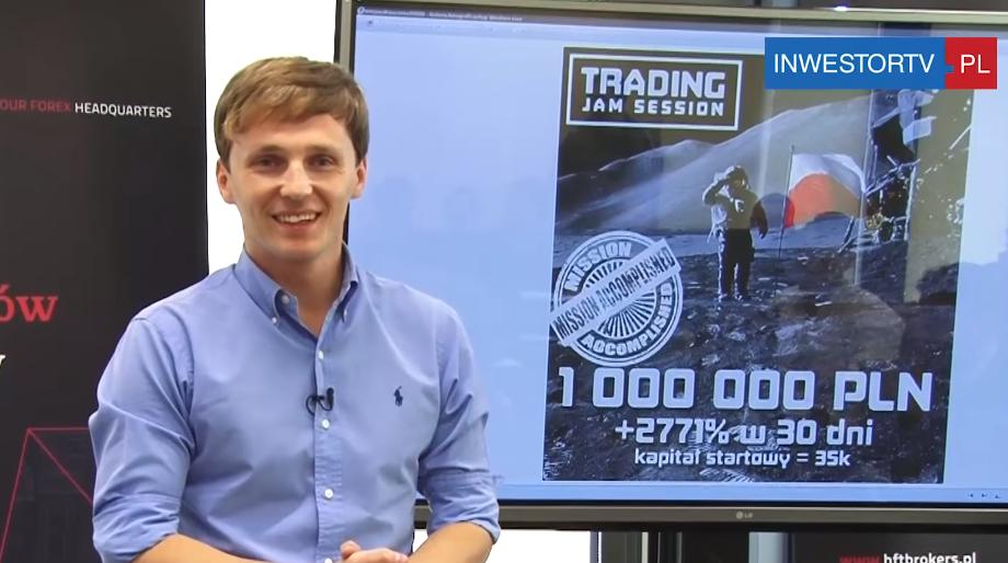 Polak zarobił 2,5 mln zł w dobę. Wszystko pokazał w internecie